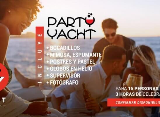 Party Yacht - Oferta