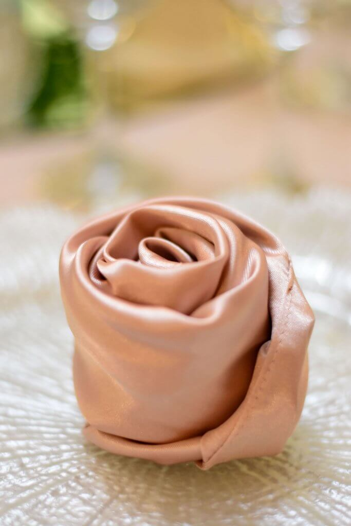 Servilletas-Rose